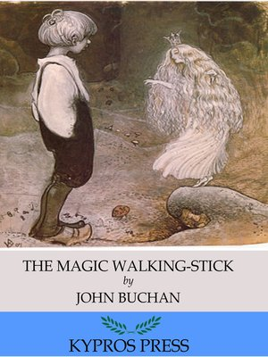 cover image of The Magic Walking-Stick