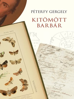 cover image of Kitömött barbár
