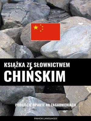 cover image of Książka ze słownictwem chińskim