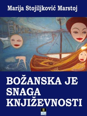 cover image of Božanska je snaga književnosti