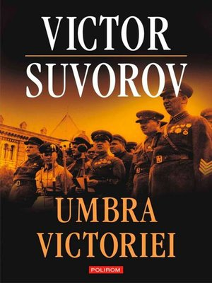 cover image of Umbra victoriei