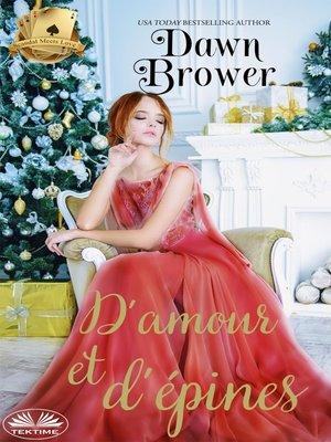 cover image of D'amour Et D'épines
