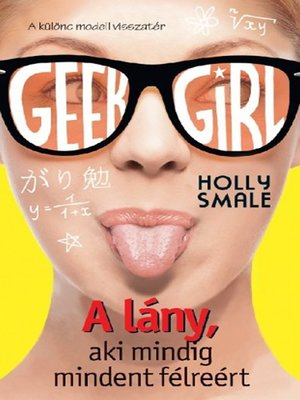 cover image of Geek Girl 2