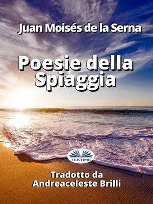 cover image of Poesie Della Spiaggia