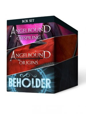 cover image of Angelbound and Beholder Special Edition Collection