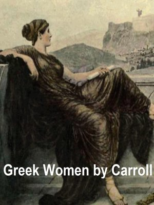 cover image of Greek Women