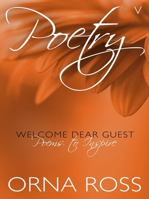 cover image of Poetry V
