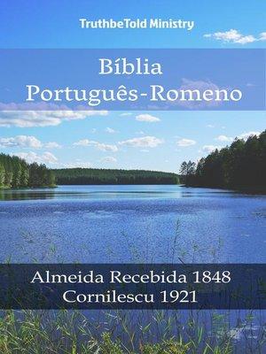 cover image of Bíblia Português-Romeno