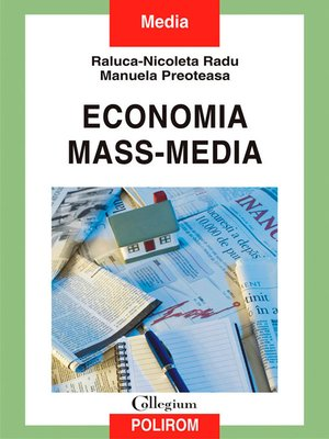 cover image of Economia mass-media