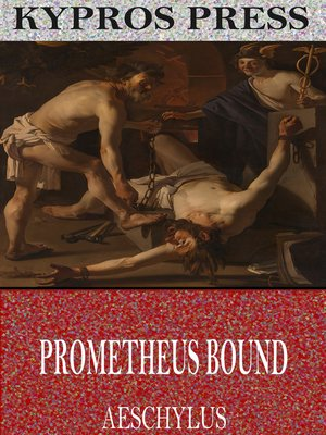 cover image of Prometheus Bound