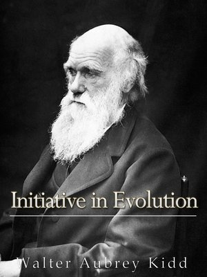 cover image of Initiative in Evolution