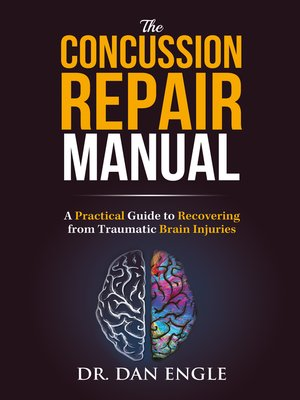 cover image of The Concussion Repair Manual