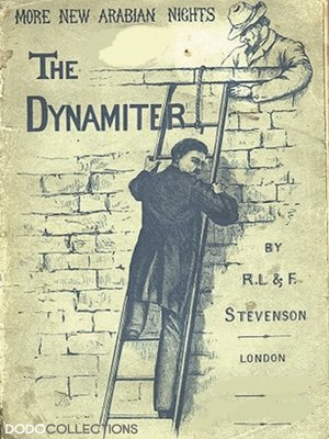 cover image of The Dynamiter