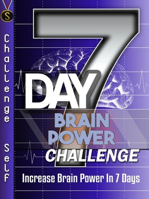 cover image of 7-Day Brain Power Challenge