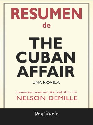 cover image of Resumen de the Cuban Affair