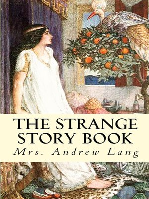 cover image of The Strange Story Book