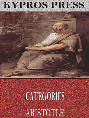 cover image of Categories