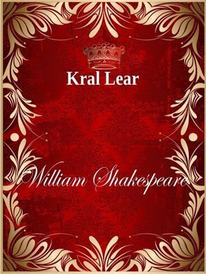 cover image of Kral Lear