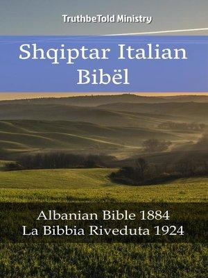 cover image of Bibla Shqiptaro Italiane