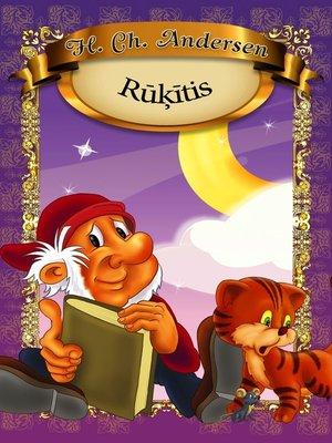 cover image of Rūķītis