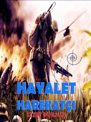cover image of Hayalet Harekatçı