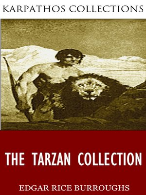 cover image of The Tarzan Collection