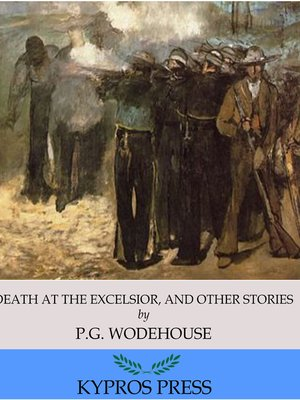 cover image of Death at the Excelsior, and Other Stories