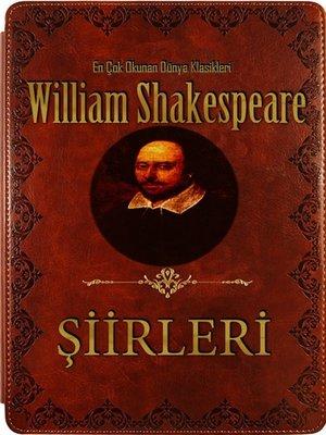 cover image of Wiliam Shakespeare Seçme Şiirleri