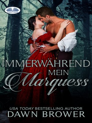 cover image of Immerwährend Mein Marquess