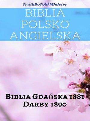 cover image of Biblia Polsko Angielska