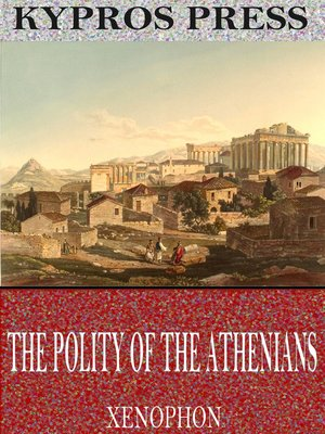cover image of The Polity of the Athenians
