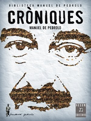 cover image of Cròniques