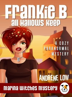 cover image of Frankie B - All Hallows Keep