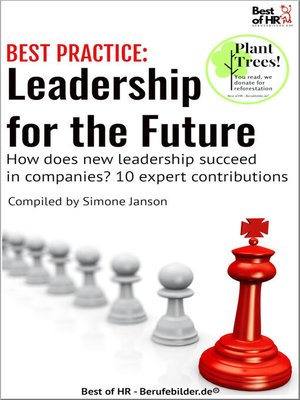 cover image of [BEST PRACTICE] Leadership for the Future