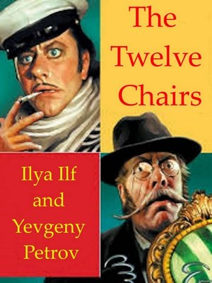 cover image of The Twelve Chairs