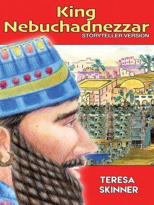 cover image of King Nebuchadnezzar