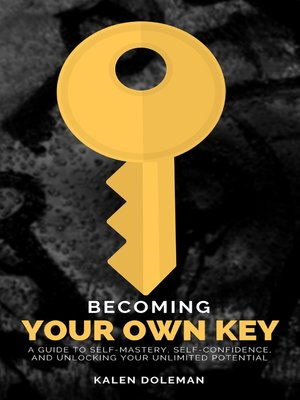 cover image of Becoming Your Own Key