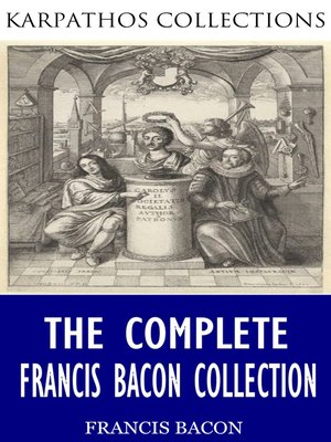 cover image of The Complete Francis Bacon Collection