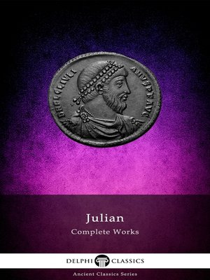 cover image of Delphi Complete Works of Julian