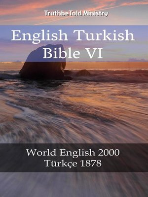 cover image of English Turkish Bible VI