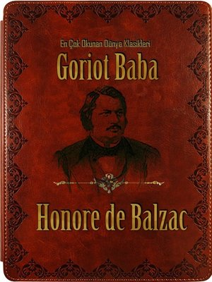 cover image of Goriot Baba