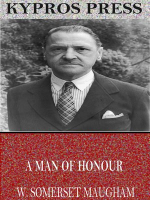 cover image of A Man of Honour