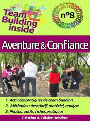 cover image of Team Building inside n°8 - aventure & confiance
