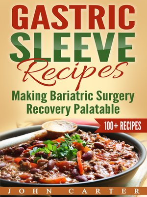 cover image of Gastric Sleeve Recipes
