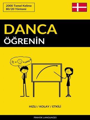 cover image of Danca Öğrenin--Hızlı / Kolay / Etkili