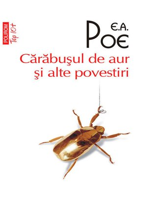 cover image of Carabusul de aur si alte povestiri