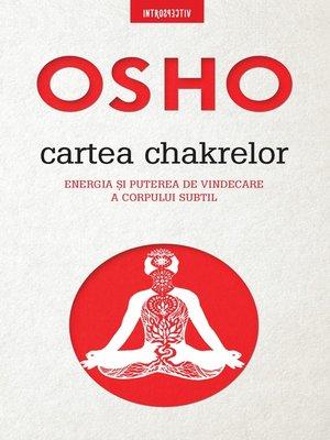 cover image of OSHO--Cartea Chakrelor