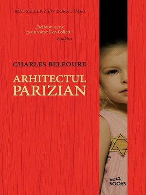 cover image of Arhitectul parizian