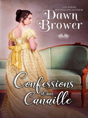 cover image of Confessions D'Une Canaille