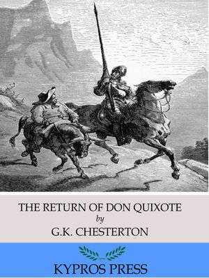 cover image of The Return of Don Quixote